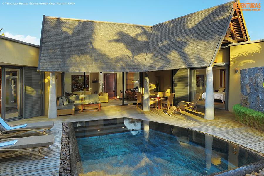 Ilhas Mauritius Trou aux Biches Beachcomber Golf Resort Spa2 - Ilhas Mauritius - O luxo da experiência