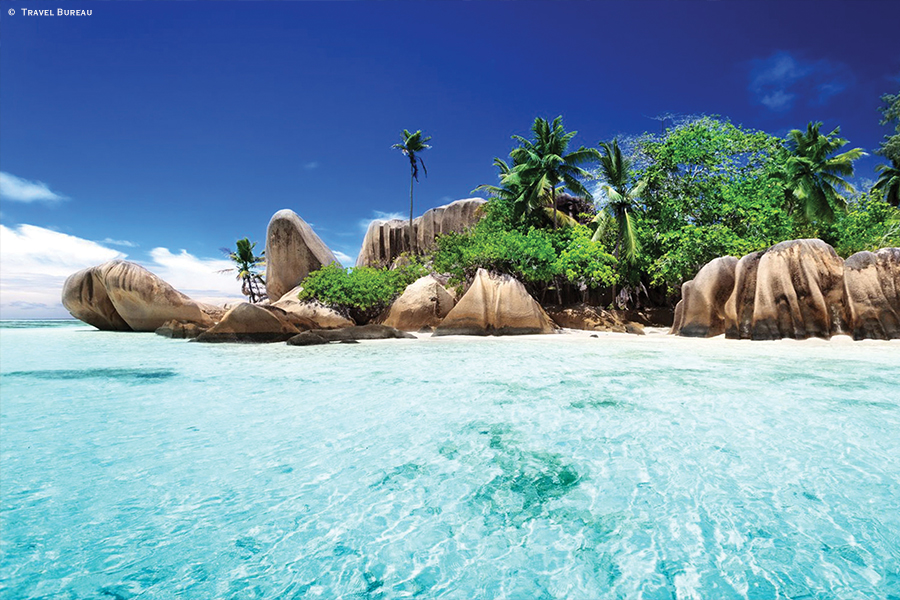 Ilhas Seychelles Anse Source dArgent Travel Bureau - Ilhas Seychelles - Um outro mundo