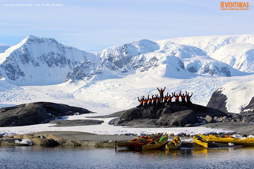 Antártida Quark expeditions The Global Nomads 06 - Antártida: por que conhecer esse lugar incrível