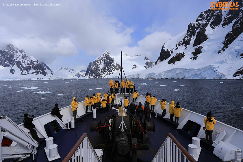 Antártida - Quark Expeditions - The Global Nomads