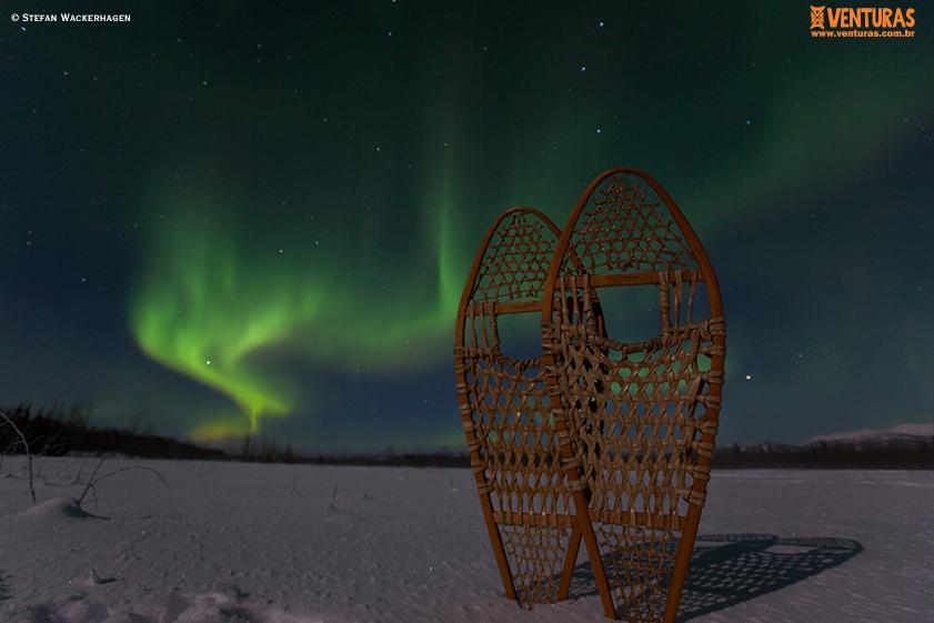 Canadá Aurora Boreal Stefan Wackerhagen 04 - Aurora Boreal no Canadá: como acompanhar esse fenômeno?