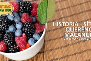 Sítio Querência Macanuda – Aparados da Serra – Conta tudo – História