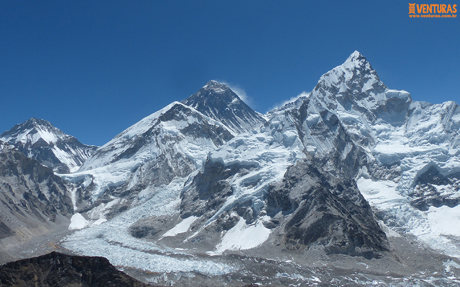 Nepal Everest Campo Base 04 - Viagens em grupo com guia brasileiro: como funciona?