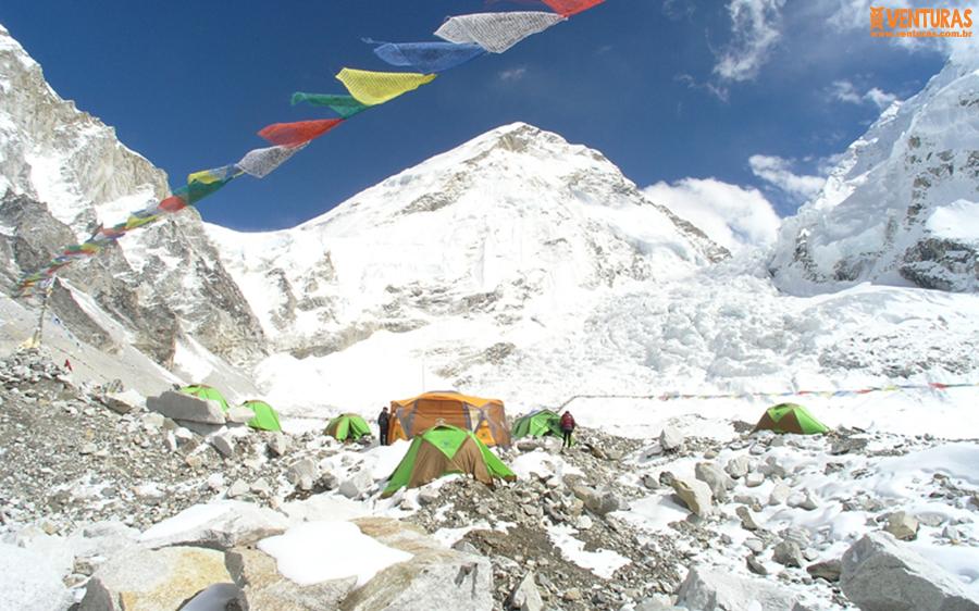 Nepal Everest Campo Base 05 - Viagens em grupo com guia brasileiro: como funciona?