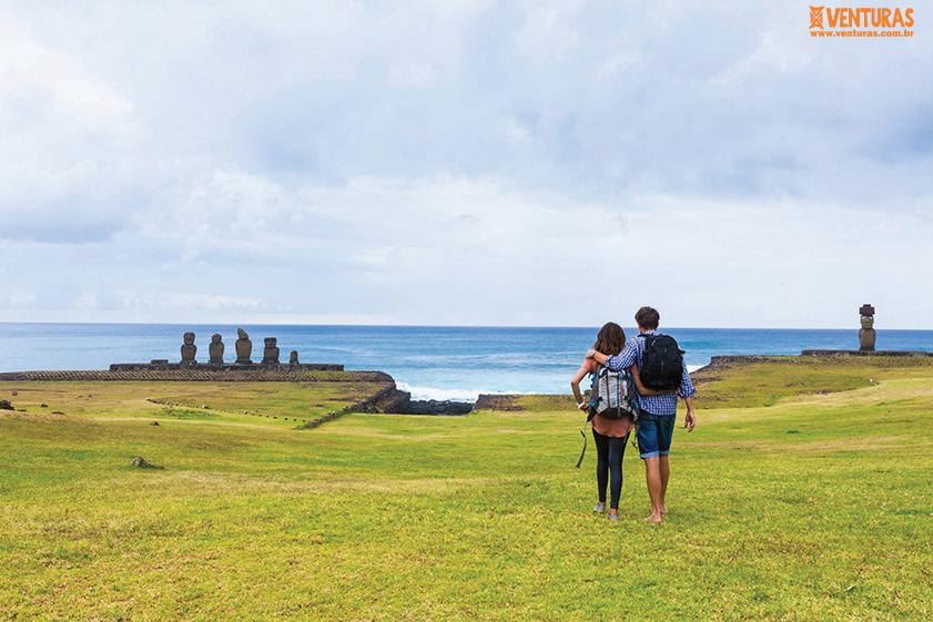 Ilha de Pascoa 02 - Ilha de Páscoa - Os mistérios de Rapa Nui