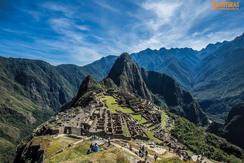 Peru Machu Picchu 04 - Peru - Machu Picchu - O enigma Inca
