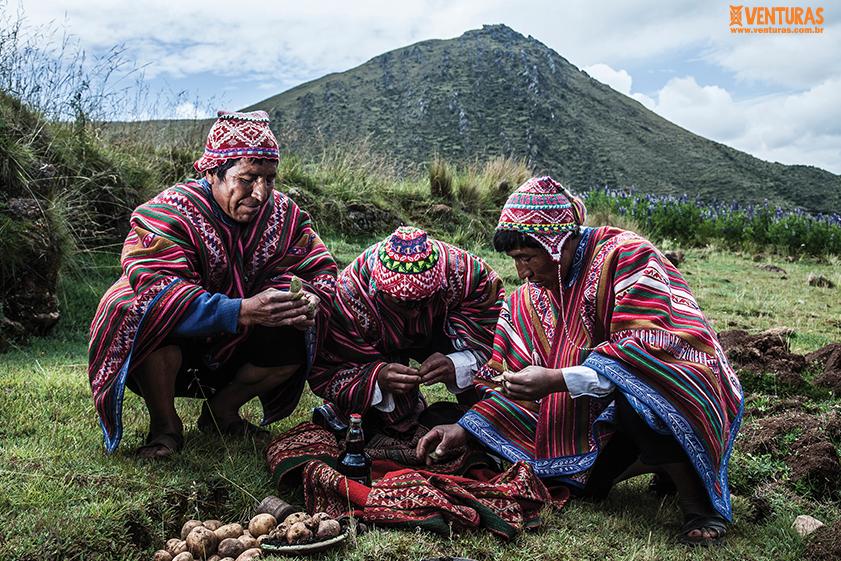 Peru Machu Picchu 11 - Peru - Machu Picchu - O enigma Inca