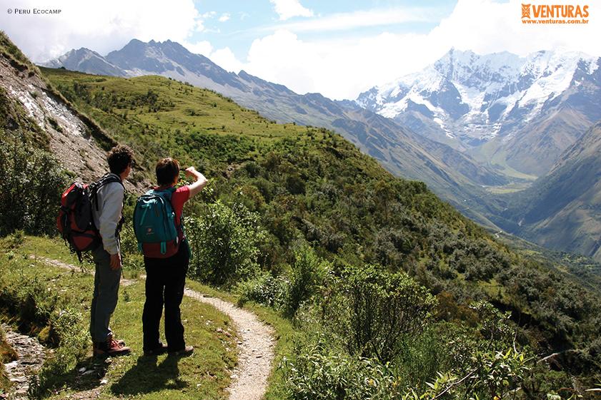 Peru Machu Picchu Peru Ecocamp 01 - Peru - Machu Picchu - O enigma Inca