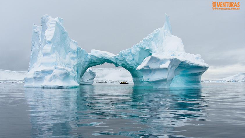 Antártida 02 - Antártida - O continente gelado
