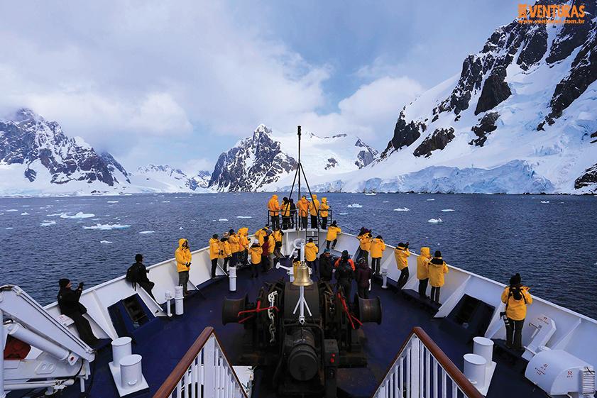 Antártida 03 - Antártida - O continente gelado