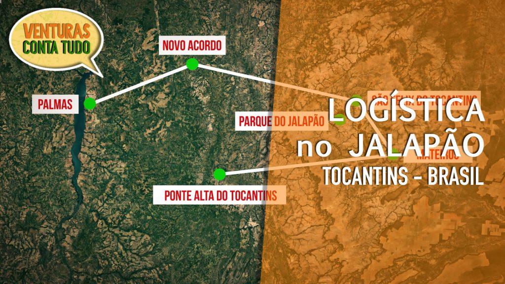 Logística Jalapão