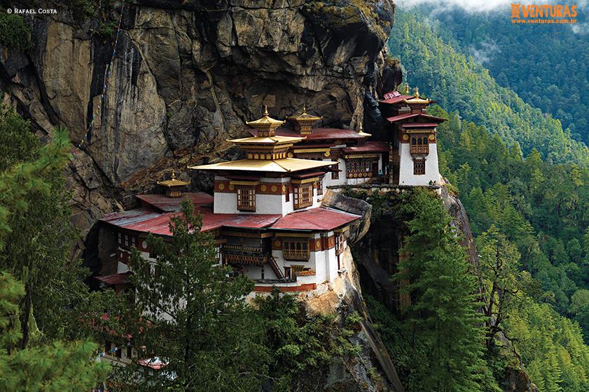 Butão 02 - Butão - No Reino da felicidade