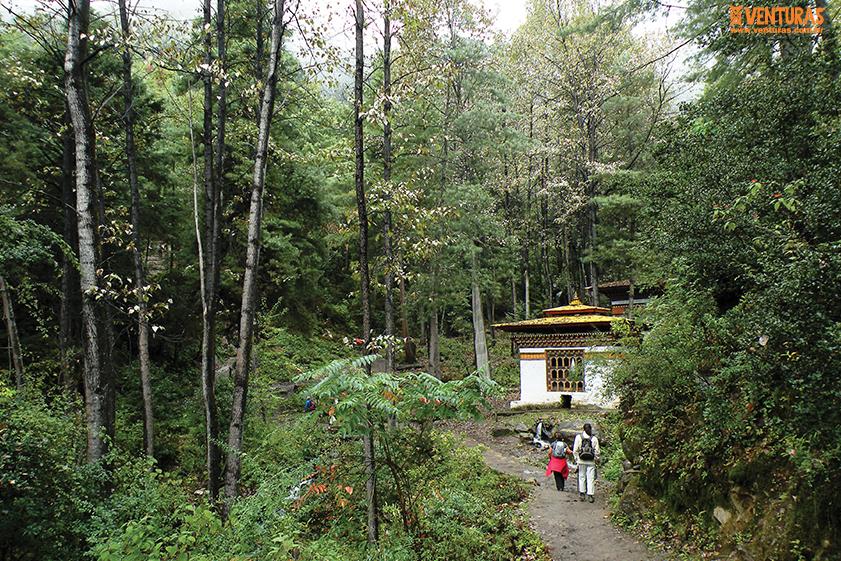 Butão 10 - Butão - No Reino da felicidade