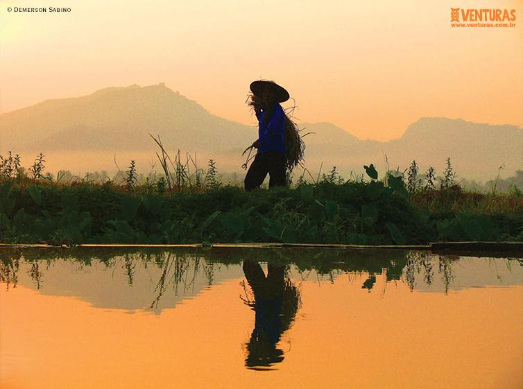 Indochina Vietnã Laos Camboja 15 - Indochina Vietnã, Laos e Camboja - A fascinante Indochina