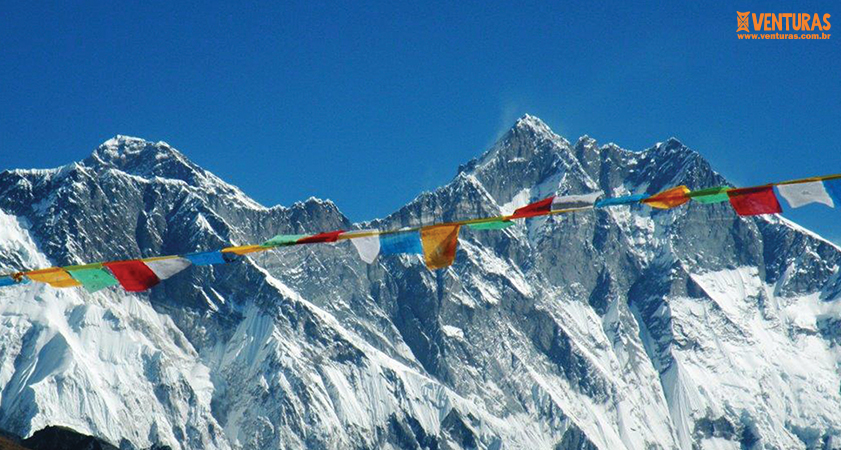 Nepal 06 - Nepal - O topo do mundo