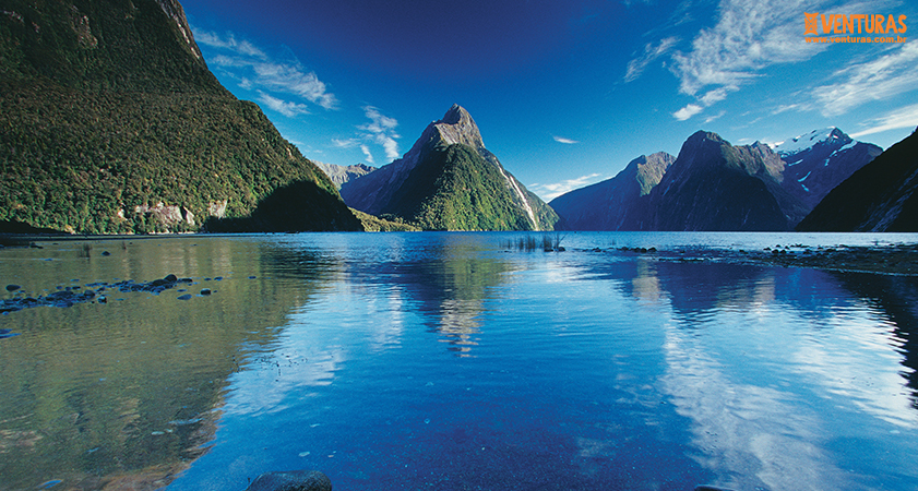 Nova Zelândia 04 - Nova Zelândia - Onde uma experiência leva à outra