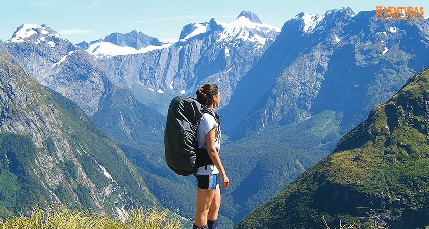 Nova Zelândia 06 - Nova Zelândia - Onde uma experiência leva à outra