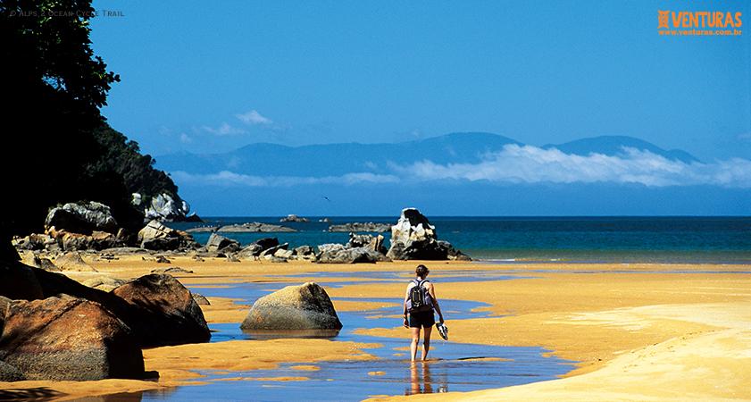 Nova Zelândia 07 - Nova Zelândia - Onde uma experiência leva à outra