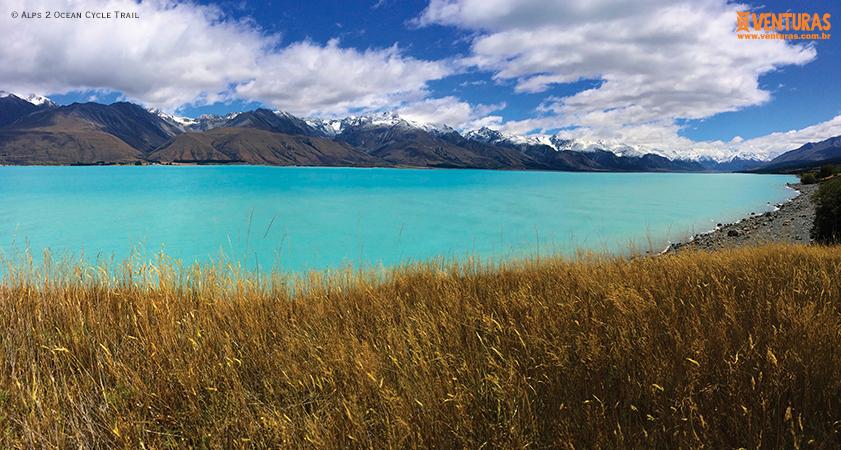 Nova Zelândia Alps 2 Ocean Cycle Trail - Nova Zelândia - Onde uma experiência leva à outra