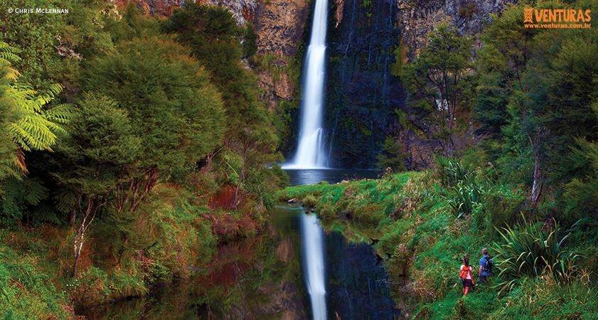 Nova Zelândia Chris McLennan - Nova Zelândia - Onde uma experiência leva à outra
