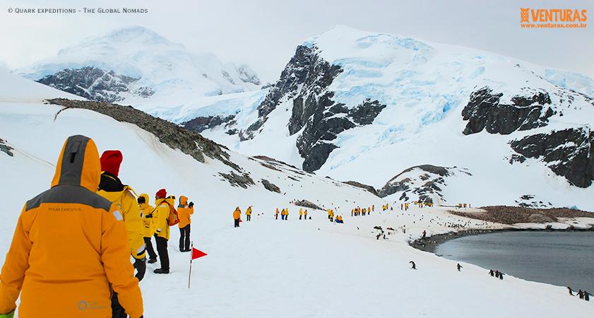 Antártida Quark expeditions The Global Nomads - Que tal fazer uma viagem espetacular neste ano? Veja nossas 12 melhores indicações para experiências inesquecíveis em 2020