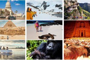 Que tal fazer uma viagem espetacular neste ano? Veja nossas 12 melhores indicações para experiências inesquecíveis em 2020