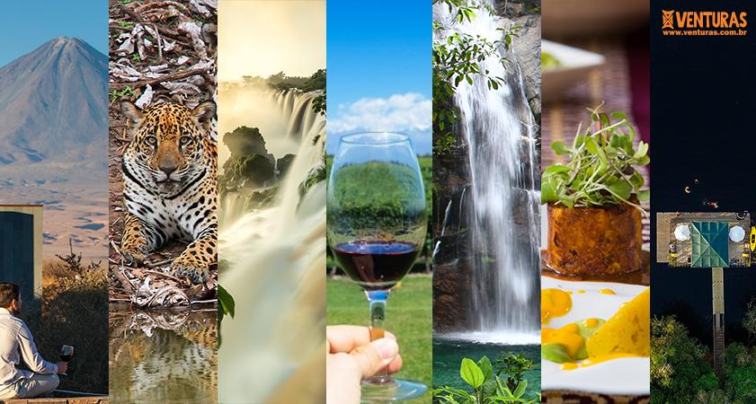 8 sugestões de viagens de turismo de natureza