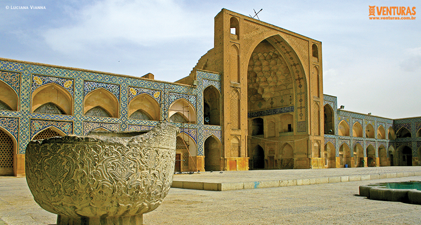 Irã Império Persa - Luciana-Vianna
